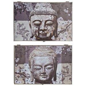 Cover Counter Light Decorative, Design, Zen, Cap Counter Buddha 46x32x6 cm - Home and More