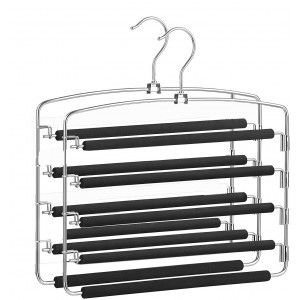 Hangers for Pants Metal Set...