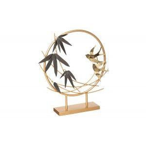 FIGURA DE METAL BIRD