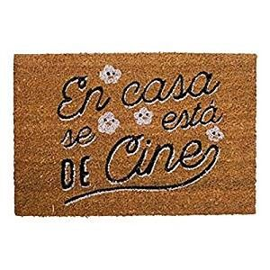 Doormat at home is this film