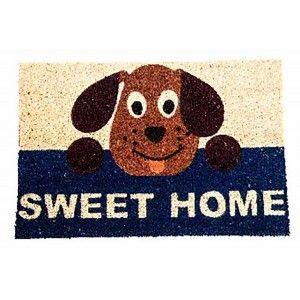 Coir doormat - Model Dog...