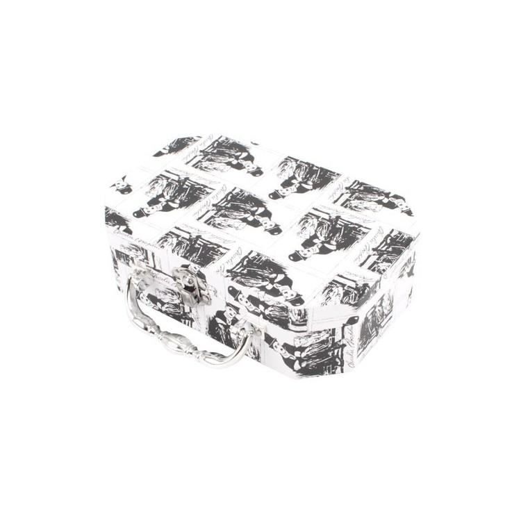 Caja de cartón octogonal Chaplin (20x13x6 cm)