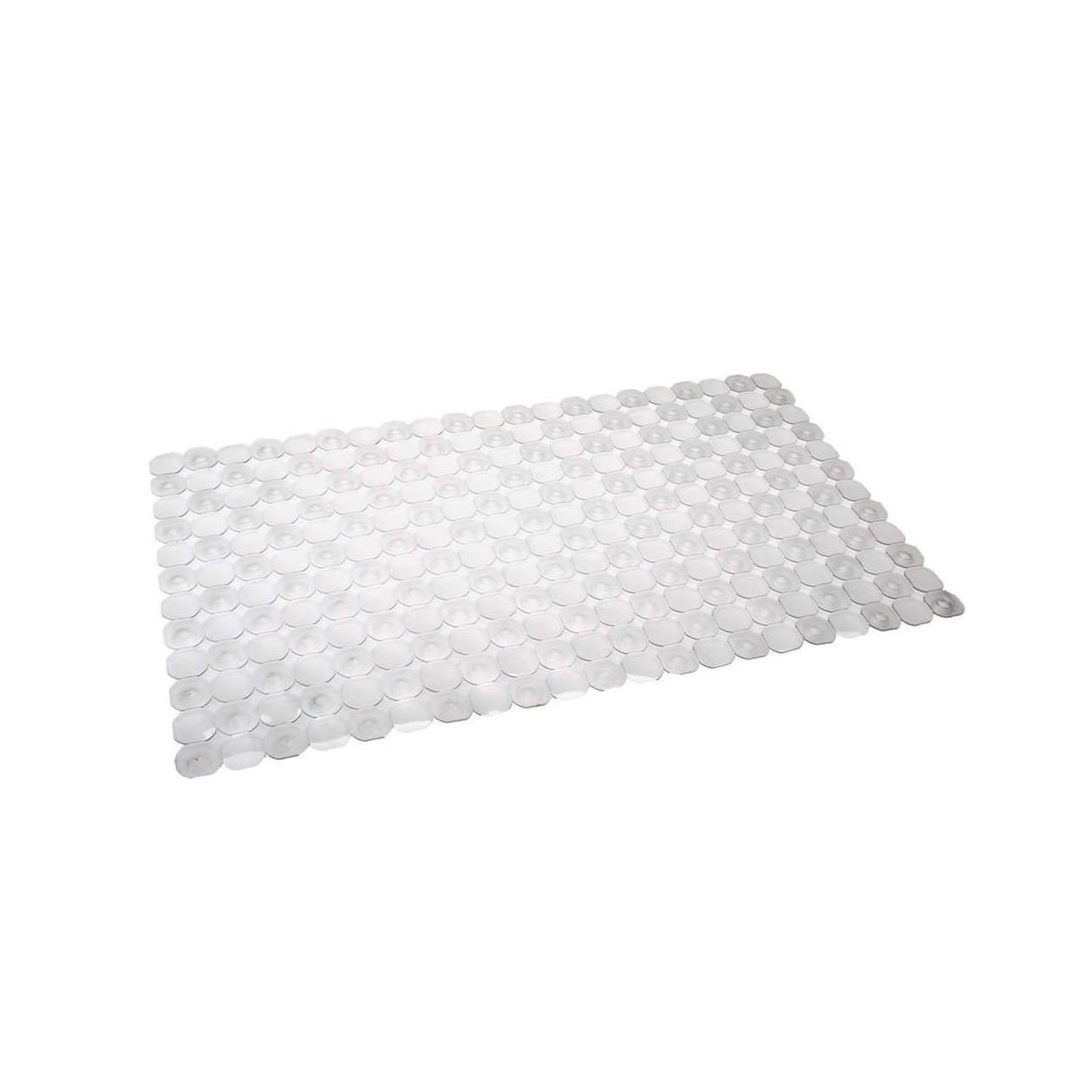 Alfombra de ba o antideslizante rectangular color - Alfombra antideslizante banera ...