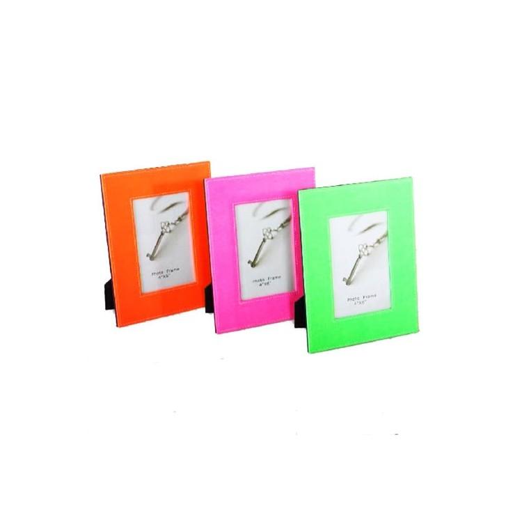 Marco de fotos color fluor - fotografías de 10x15 - (17,5x22,5 cm)