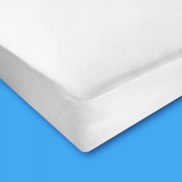 Protector de rizo para colchón (90x190x15 cm)