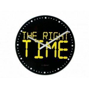 Reloj de pared right time