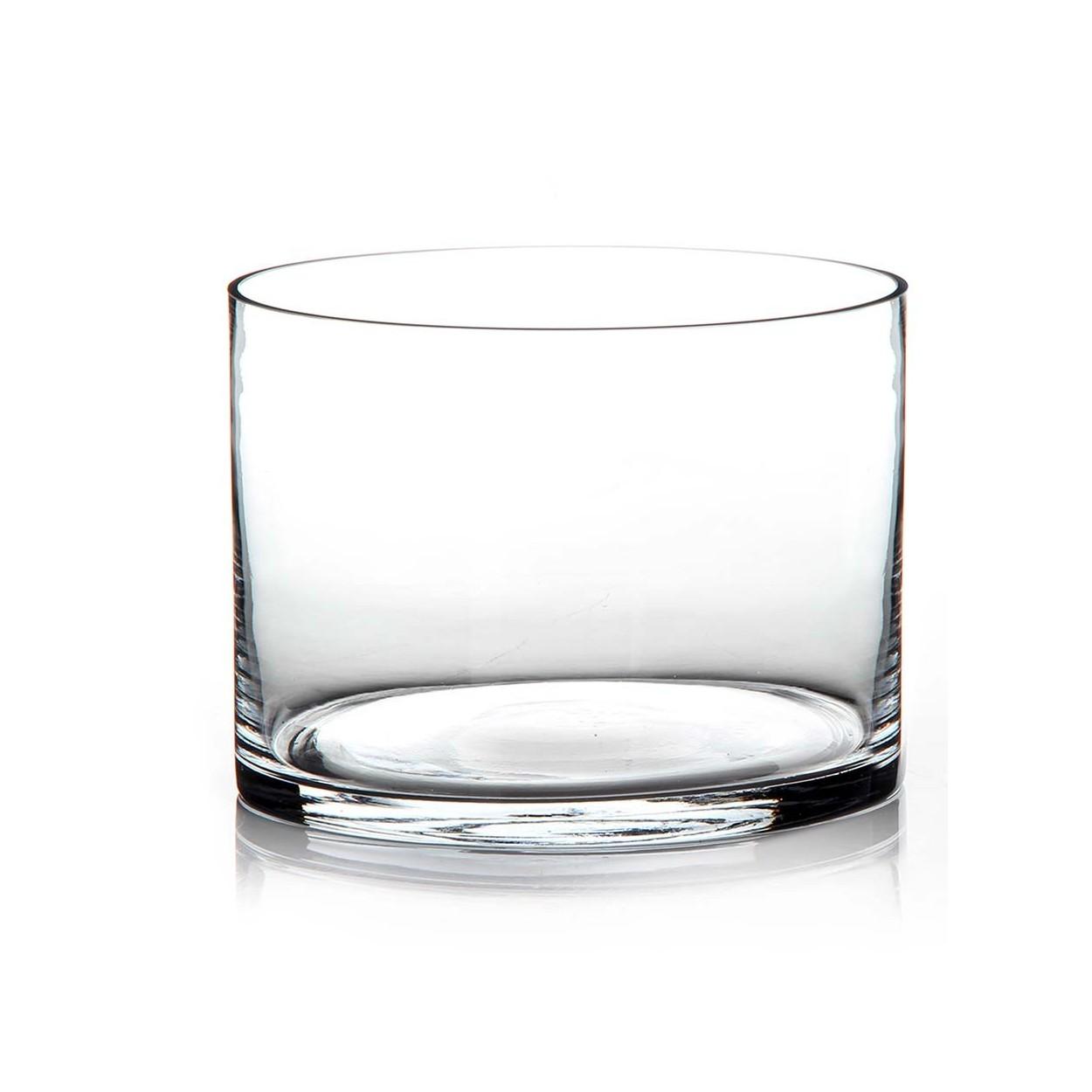 Jarr n vaso cristal transparente hogar y m s - Vasos grandes cristal ...